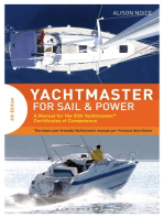 Yachtmaster for Sail and Power