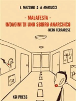 Malatesta - Indagini di uno sbirro anarchico (Vol.1)