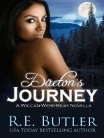 Daeton's Journey (Wiccan-Were-Bear #10)