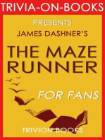 The Maze Runner by James Dashner (Trivia-On-Books)