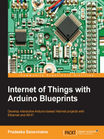 Internet of Things with Arduino Blueprints