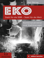 EKO Stahl für die DDR - Stahl für die Welt