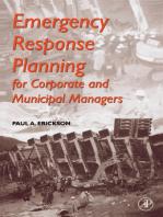Emergency Response Planning