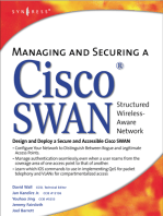 Managing and Securing a Cisco Structured Wireless-Aware Network
