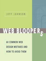 Web Bloopers