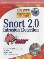 Snort Intrusion Detection 2.0