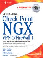 Configuring Check Point NGX VPN-1/Firewall-1