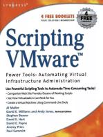 Scripting VMware Power Tools