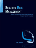 Security Risk Management