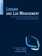 Logging and Log Management