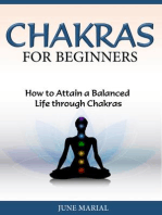 Chakras for Beginners How to Attain a Balanced Life through Chakras