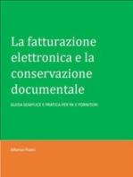 La fatturazione elettronica e la conservazione documentale