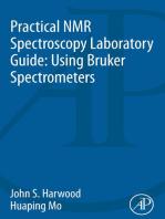 Practical NMR Spectroscopy Laboratory Guide