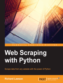 Web Scraping with Python by Lawson Richard - Read Online