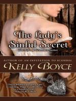 The Lady's Sinful Secret