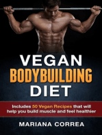 Vegan Bodybuilding Diet