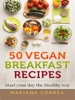 50 Vegan Breakfast Recipes