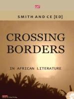 Crossing Borders in African Literatures