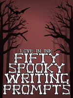 Fifty Spooky Writing Prompts