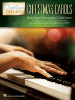 Christmas Carols - Creative Piano Solo