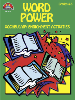 Word Power Gr 4-5