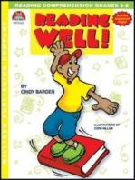 Reading Well - Grades 6-8