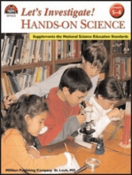 Let's Investigate! Hands-On Science - Grades 5-6