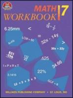 Math Workbook - Grade 7