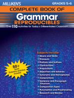 Milliken's Complete Book of Grammar Reproducibles - Grades 5-6
