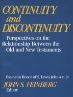 Continuity and Discontinuity (Essays in Honor of S. Lewis Johnson, Jr.)
