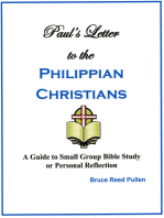 Paul's Letter to the Philippian Christians
