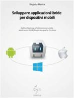 Sviluppare applicazioni ibride per dispositivi mobili