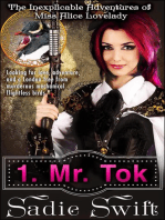 Mr Tok: The Inexplicable Adventures of Miss Alice Lovelady, #1