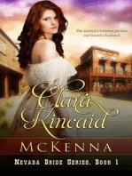 McKenna (Nevada Brides Series, #1)