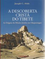A Descoberta Crista do Tibete