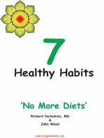 7 HealtHy Habits