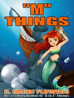 """M"" Things (A Children's Picture Book)"