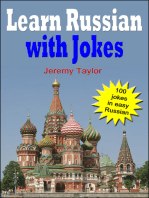 Learn Russian With Jokes