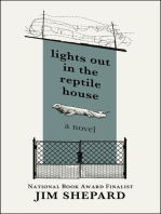 Lights Out in the Reptile House
