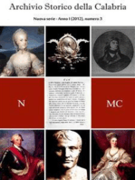 Archivio Storico della Calabria - Nuova Serie - Numero 3