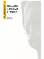 Benjamin. Il cinema e i media