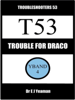 Trouble for Draco (Troubleshooters 53)