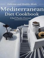 Mediterranean Diet Cookbook - Delicious and Healthy Mediterranean Meals