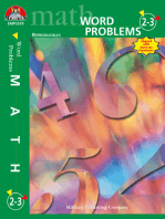 Word Problems Gr 2-3