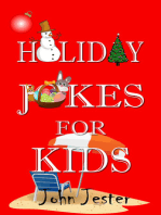 Holiday Jokes for Kids