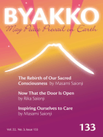 Byakko Magazine Issue 133