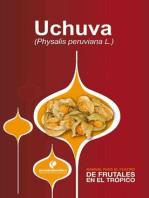 Manual para el cultivo de frutales en el trópico. Uchuva