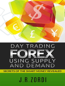 Supply and demand forex book