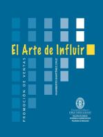 El arte de influir. Promoción de ventas