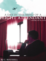 A Day in the Mind of a Flight Attendant